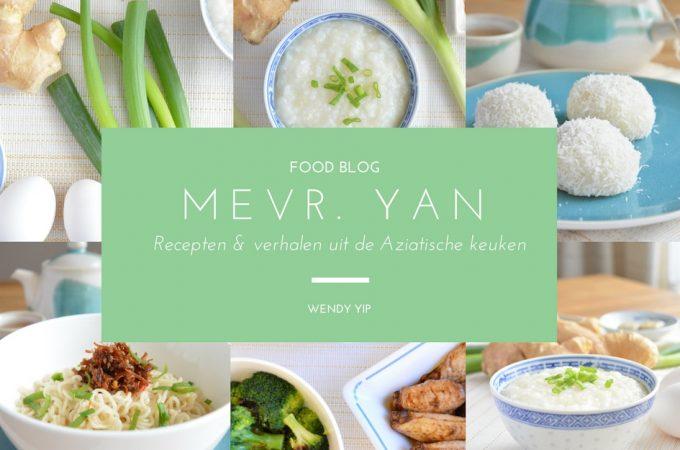 Food blog mevryan.com, Aziatisch koken
