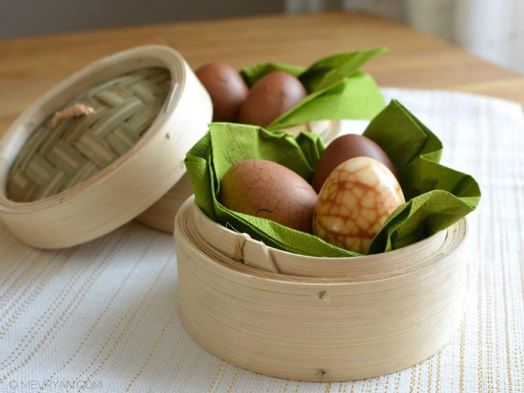 Foto Chinese thee eieren © mevryan.com