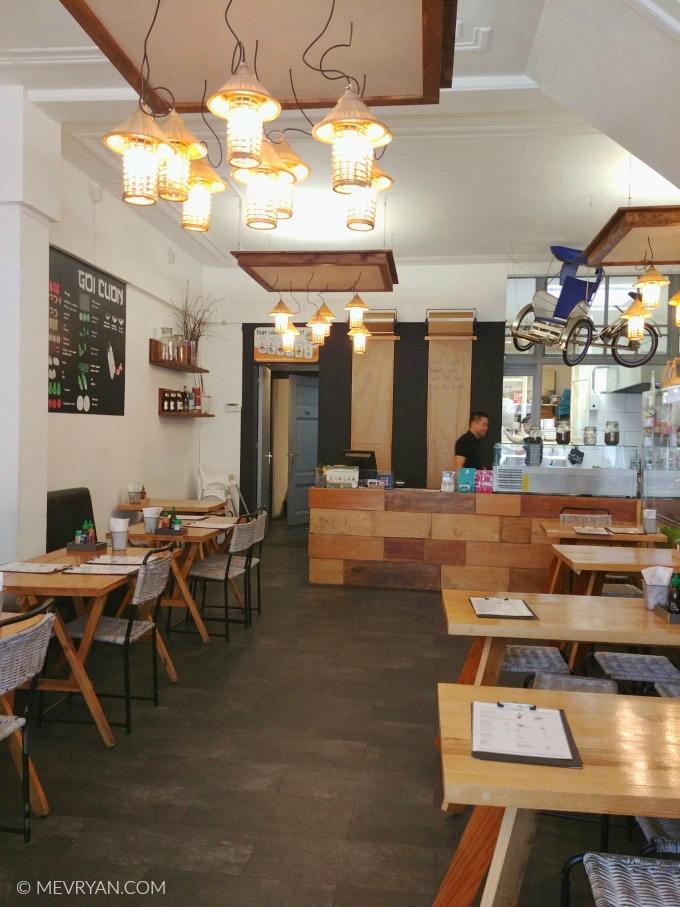 Foto interieur vietnamees restaurant vietstreet food for Loft interieur den haag