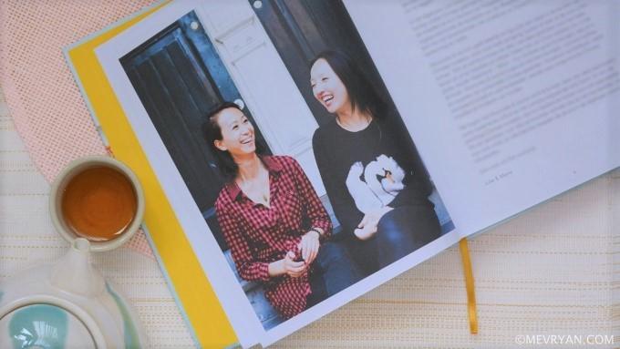 Kookboek Maancake & Jasmijn, foto auteurs Maria Lam en Julie Ng