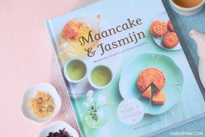 Foto kookboek Maancake & Jasmijn over de traditionele Chinese keuken
