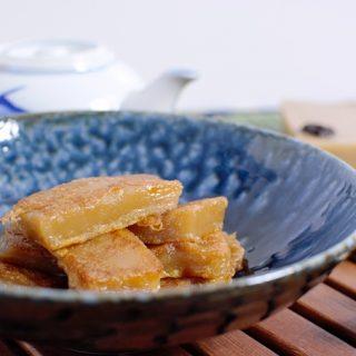 Foto nian gao, Chinese nieuwjaar rijstcake © mevryan.com