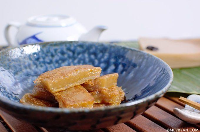 De beste wensen met nian gao (年糕)