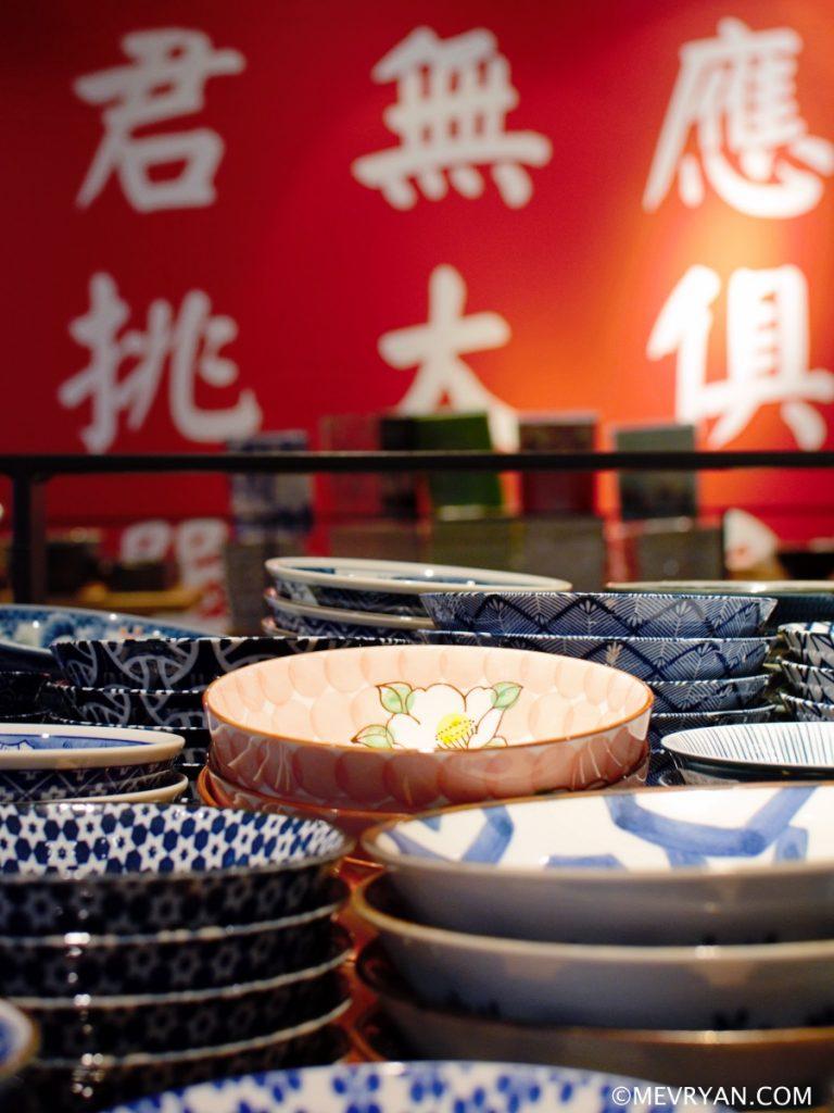 Foto Wah Nam Hong servies. © mevryan.com