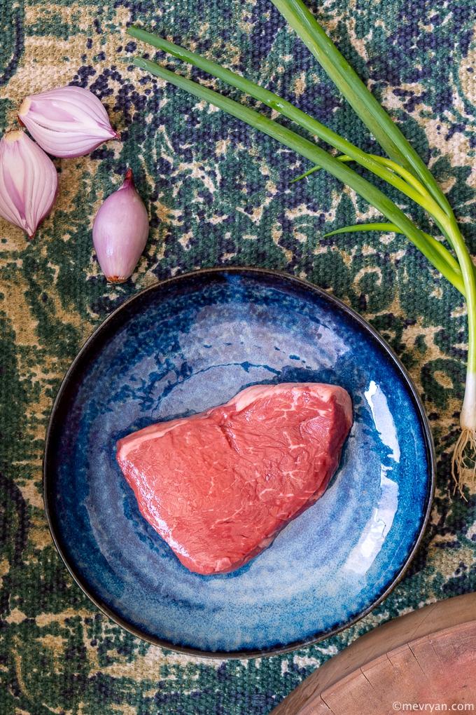 Foto Black Angus Rumpsteak © mevryan.com