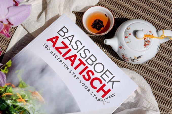 Foto cover kookboek Basisboek Aziatisch © mevryan.com