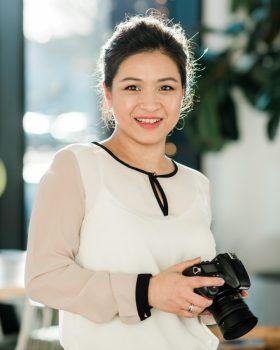 Profielfoto Wendy Yip, fotograaf Den Haag